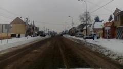 Sneg se otapa, putevi prohodni