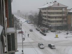 Vikend donosi padavine i ledene dane