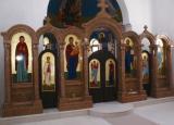 Ikonostas crkve u Mačvanskom Metkoviću - od mermera!