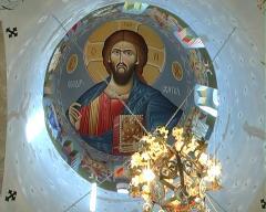 Rekonstrukcija hrama Vaznesenja Gospodnjeg u Uzveću