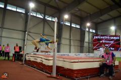 Kristina Petrović prvak Srbije u skoku u vis