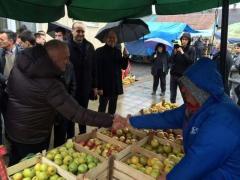 Лидер СНП-а у посети општини Богатић