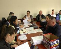 Srpska radikalna stranka predala listi