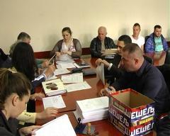 Srpska radikalna stranka predala listu kandidata za odbornike