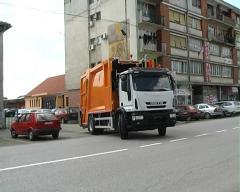 JKP Bogatić nabavilo nov kamion smećar