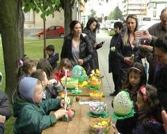 Uskršnja prodaja – humanitarna akcija PU Slava Ković u Bogatiću