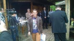 Lazar Dukić prvi na Republičkom takmičenju u Kragujevcu