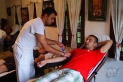 Akcija dobrovoljnog davanja krvi održana u Sovljaku