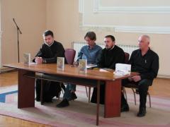 Promocija knjige: Monah Tadija - životna drama Svetog vladike Nikolaja