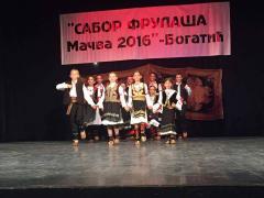 Sabor frulaša Mačva 2016