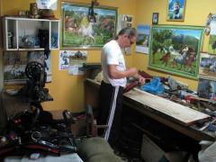 Čuvari starih zanata – sarač Predrag Gluvaković