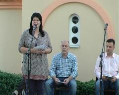 Treće druženje pesnika - Književno veče u Dublju