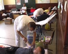Akcija davanja krvi u Belotiću - prikupljeno 50 jedinica