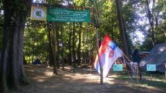Hajdučko veče 2016 - izviđački kamp Čukarica