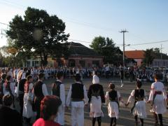 Hajdučko veče 2016 - defile dečijih folklornih ansambala