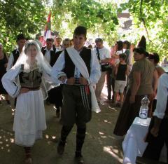 Mačvanska svadba – Hajdučko veče 2016