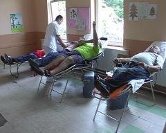 U akciji Crvenog krsta u Metkoviću  prikupljeno 56 jedinica krvi