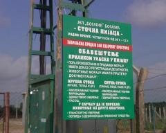 Problem prodaje stoke van stočne pijace