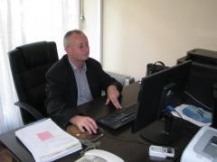 Slobodan Kovačević, direktor Centra za socijalni rad u Bogatiću