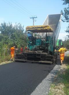 Novi asfalt u šest mesnih zajednica