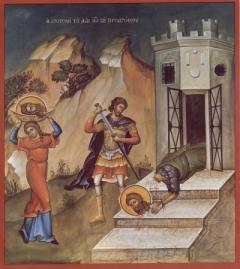 Данас је Усековање главе светог Јована Крститеља