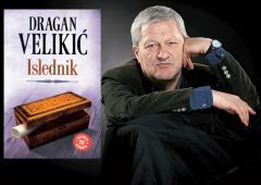 """Promocija romana """"Islednik"""" Dragana Velikića večeras u Bogatiću"""