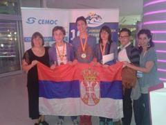 David Milinković osvojio bronzu za reprezentaciju Srbije na informatičkoj olimpijadi