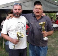 Metkovačka vesela mašina 2016 - Ivan Erić i Radosav Šobić - prošlogodišnji pobednik
