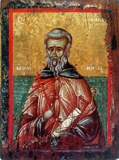 Данас је Преподобни Киријак Отшелник - Михољдан