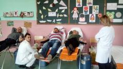 U Salašu Crnobarskom prikupljena 21 jedinica krvi