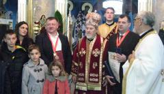 Освећење цркве у Клењу - Емисија Бројанице