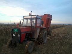 Berba kukuruza u Mačvi privodi se kraju