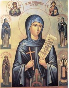 Данас је Света преподобна мати Параскева - Света Петка