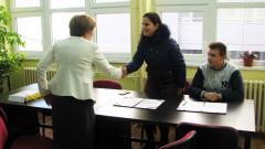 Preduzetnici obezbedili stipendije za troje učenika Mačvanske srednje škole