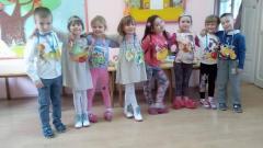 Predškolci u Bogatiću obeležili nedelju zdrave hrane