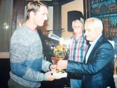 Ivan Đinić proglašen za najuspešnijeg trenera mlađih seniora