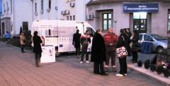 Ulična akcija savetovanja i testiranja na HIV u Bogatiću