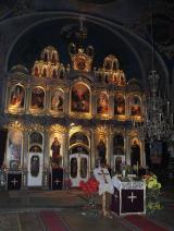 U starim zapisima spominju se tri crkve u Bogatiću