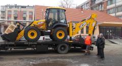 JKP Bogatić nabavilo novi rovokopač