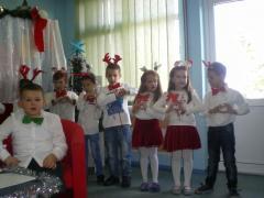 Novogodišnje druženje u PU Slava Ković