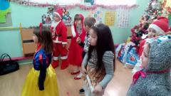 Novogodišnji vašar i priredbe predškolaca