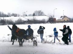 Božićne trke – galopski okršaj u čast tradicije