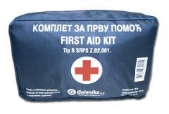 Zamena staro za novo - Proveriti rok trajanja kompleta prve pomoći