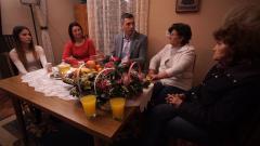 Саопштење Српског покрета Двери поводом посете председничког кандидата Бошка Обрадовића Богатићу