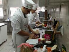 Prvo Regionalno takmičenje u pripremanju hrane