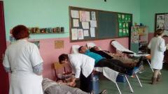 Na akciji u Salašu Crnobarskom prikupljena 31 jedinica krvi