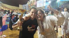 Milica Martinović - Evropski šampion u karateu