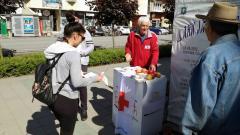 Crveni krst Bogatić obeležio Nacionalni dan davalaca krvi
