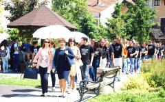 Maturantska parada mačvanskih srednjoškolaca