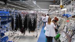 Poseta fabrici Yazaki u Šapcu